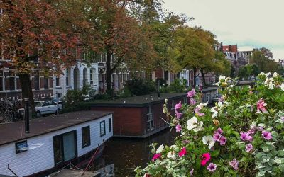Mette & Lisbeth i Amsterdam – altid en succes