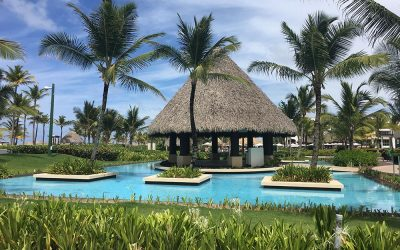 Lisbeth in the Dominican Republic – an exotic destination