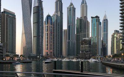 Lisbeth i Dubai med luksus, mere luksus og et par kameler