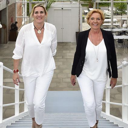 Mette og Lisbeth